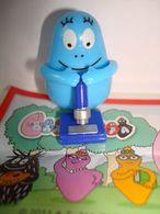 Barbapapa. - Barbibul. - Figurine Kinder DC156, Avec Bpz. - Familles
