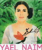 Photo Signée Yaël NAÏM - Autografi