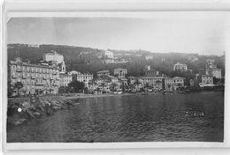 """07270 """"(GE) RIVIERA DI PONENTE - S.TA MARGHERITA - PANORAMA"""" ANIMATA, FOTOGRAFIA ORIGINALE CIRCA 1920 - Places"""