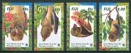 1997 Fiji Pipistrelli Bats Chauves Souris Set MNH** A33 - Montserrat