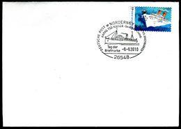 01533) BRD - Brief Michel 2807 - SoST Vom 09.09.2010 In 26548 NORDERNEY, TDS Kaiser, Seebäderdienst, Tag Der Briefmarke - Poststempel - Freistempel