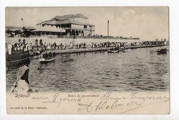 DJIBOUTI - Palais Du Gouvernement - Vers La Chine 1900... - Djibouti