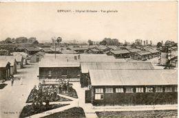55. Revigny. Hopital Militaire. Vue Générale - Revigny Sur Ornain