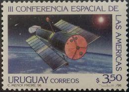 Uruguay, 1996, Mi. 2212, Space, MNH - Space