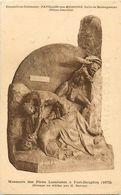 Pays Div-ref K863 - Madagascar - Exposition Coloniale -pavillon Des Missions - Pere Jesuites - Sculpture -sculpteur - - Madagascar