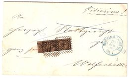 Braunschweig, Nr. 9 A, 3/4 Gr., Mi. 180.-  , #9140 - Brunswick
