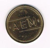 °°°  PENNING   AEM MACHINE PENNING - Firma's