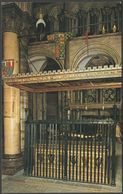 Tomb Of The Black Prince, Canterbury Cathedral, Kent, C.1970 - C G Williams Postcard - Canterbury