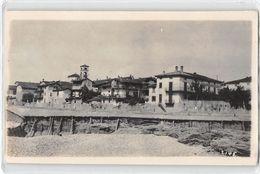 """07278 """"(BG) SERIATE - VALLE SCRIVIA - SPONDA SINISTRA DEL FIUME SERIO"""" PANORAMA. FOTOGRAFIA ORIGINALE CIRCA 1920 - Places"""
