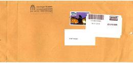 Bund / Privatpost: 'THPS - Thüringer Postservice [99090 Erfurt] - Post Modern [01129 Dresden], 2018' - Privados & Locales