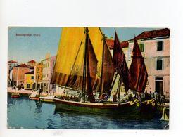 Veli Lošinj  Lussingrande  Porto - Croatia