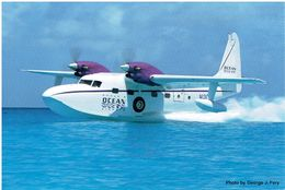 CHALK'S OCEAN AIRWAYS - Grumman Mallard (airline Issue) - 1946-....: Moderne