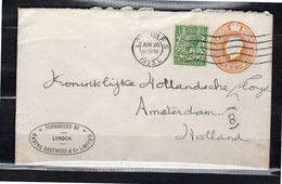 PERFIN Baring Brothers & Co Ltd 1923 > Koninklijke Hollandse Lloyd (246) - Grossbritannien