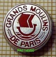 GRANDS MOULINS DE PARIS  MINOTERIE BLE FARINE PAIN  En  Qualité ARTHUS - Food