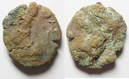 Tétradrachme De Bronze D'Orodès Ier D'Elymaïde - Orientales