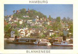 Allemagne - Hambourg - Blankenese - Stadtkerten GMBH Nº HH 224 - 4196 - Blankenese