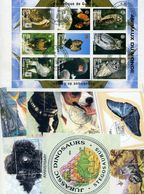 Lot De 15 Blocs Animaux  Oblitérés - Stamps