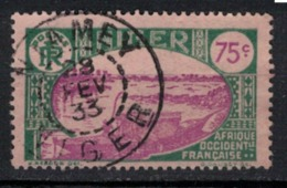 NIGER        N°  YVERT    43     ( 4 )      OBLITERE       ( SD ) - Usati