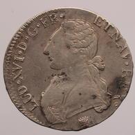 Louis XVI - Ecu - Argent - 1784 I (Limoges) - 1774-1791 Louis XVI.