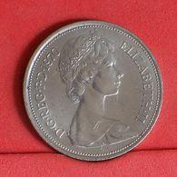 GREAT BRITAIN 10 PENCE 1970 -    KM# 912 - (Nº19920) - 1971-… : Decimal Coins