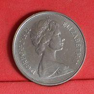 GREAT BRITAIN 10 PENCE 1968 -    KM# 912 - (Nº19921) - 1971-… : Decimal Coins