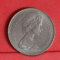 GREAT BRITAIN 10 PENCE 1969 -    KM# 912 - (Nº19922) - 1971-… : Decimal Coins