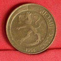 FINLAND 1 MARKKA 1994 -    KM# 76 - (Nº19925) - Finland