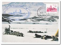 """Kaapstad 1988, Ship """"Polarstern"""" - Poolshepen & Ijsbrekers"""