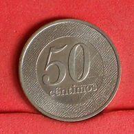 ANGOLA 50 CENTIMOS 2012 -    KM# 107 - (Nº19926) - Angola