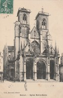 Côte D' Or - SEMUR - Eglise Notre Dame - Semur