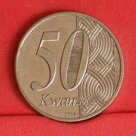 ANGOLA 50 KWANZAS 2015 -  (Nº19930) - Angola