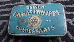 Tabaksdoos Thomas Philippe  -  Culdessarts  -  Boite à Tabac - Boites à Tabac Vides
