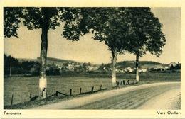 096/26 - CANTONS DE L'EST - Carte-Vue Panorama Vers OUDLER - Non Utilisée - Burg-Reuland