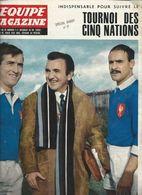 Equipe Magazine Trimestriel N°17 Spécial Tournoi Des 5 Nations - Sport