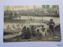 LE CROISIC-Pique Nique De Pêcheurs - Le Croisic