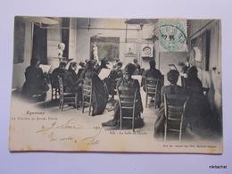 EPERNAY-Le Collège De Jeunes Filles-La Salle De Dessin - Epernay