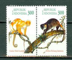 Indonesia 1996  ZB 1685/86**,  Yv. 1445/46** MNH - Indonésie