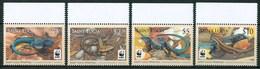 2008 St.Lucia Iguana Rettili Reptiles  MNH** A94 - St.Lucia (1979-...)