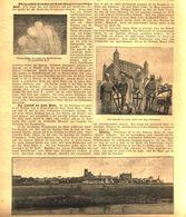 Das Jubelfest Der Stadt Mewe,Blutseen,Ausstrahlung Menschlicher Hand /Artikel,entnommen Aus Zeitschrift/1897 - Vieux Papiers