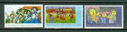 Indonesia 1996  ZB 1691/93**,  Yv. 1478/80** MNH - Indonésie