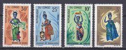 Congo - 1967 - N°Yv. 207 / 10  Poupées Diverses N* MH - Congo - Brazzaville