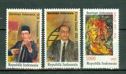 Indonesia 1997  ZB 1765/67**,  Yv. 1512/14** MNH - Indonésie