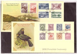 "NZFDC168   -   WANGANUI 20.5.1998   /    FDC  YT. NR. 1606/1619   ""   1898 PICTORIALS CENTENARY "" - FDC"