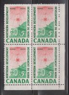 CANADA Scott # 391 MNH - Northern Development - 1952-.... Reign Of Elizabeth II