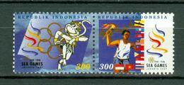 Indonesia 1997  ZB 1790/91**,  Yv. 1540/41** MNH - Indonésie