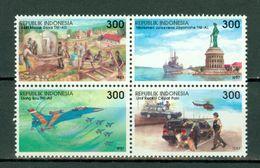 Indonesia 1997  Yv. 1544/47** MNH - Indonesia