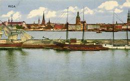 LETTONIE(RIGA) - Lettonie