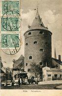 LETTONIE(RIGA) TRAMWAY - Lettonie