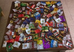 Candy Wrappers From Many Countries,big Lot #1 - Non Classés