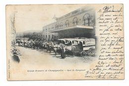 CPA 54 Grande Brasserie De CHAMPIGNEULLES Quai De Chargement - Altri Comuni